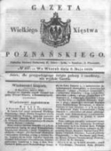 Gazeta Wielkiego Xięstwa Poznańskiego 1838.05.08 Nr107