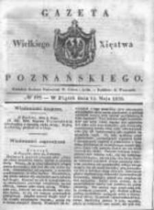 Gazeta Wielkiego Xięstwa Poznańskiego 1838.05.11 Nr109