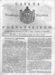 Gazeta Wielkiego Xięstwa Poznańskiego 1838.05.12 Nr110