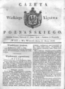 Gazeta Wielkiego Xięstwa Poznańskiego 1838.05.15 Nr112