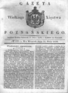 Gazeta Wielkiego Xięstwa Poznańskiego 1838.05.22 Nr118