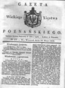 Gazeta Wielkiego Xięstwa Poznańskiego 1838.05.29 Nr123