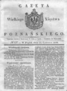 Gazeta Wielkiego Xięstwa Poznańskiego 1838.06.15 Nr137