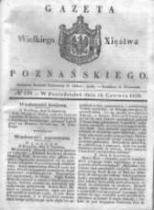 Gazeta Wielkiego Xięstwa Poznańskiego 1838.06.18 Nr139