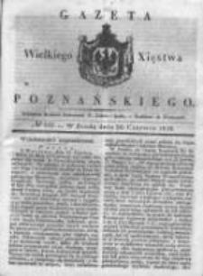 Gazeta Wielkiego Xięstwa Poznańskiego 1838.06.20 Nr141