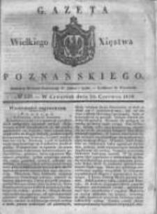 Gazeta Wielkiego Xięstwa Poznańskiego 1838.06.28 Nr148