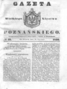 Gazeta Wielkiego Xięstwa Poznańskiego 1839.01.15 Nr12