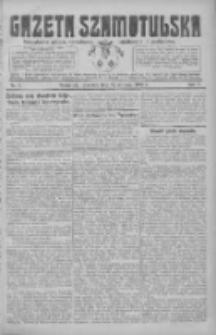 Gazeta Szamotulska: niezależne pismo narodowe, społeczne i polityczne 1926.01.21 R.5 Nr8