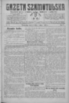 Gazeta Szamotulska: niezależne pismo narodowe, społeczne i polityczne 1926.02.04 R.5 Nr14