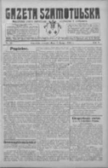 Gazeta Szamotulska: niezależne pismo narodowe, społeczne i polityczne 1926.02.18 R.5 Nr20