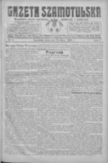 Gazeta Szamotulska: niezależne pismo narodowe, społeczne i polityczne 1926.02.20 R.5 Nr21
