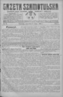 Gazeta Szamotulska: niezależne pismo narodowe, społeczne i polityczne 1926.02.27 R.5 Nr24