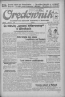 Orędownik: ilustrowany dziennik narodowy i katolicki 1938.05.07 R.68 Nr105