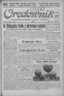 Orędownik: ilustrowany dziennik narodowy i katolicki 1938.05.11 R.68 Nr108