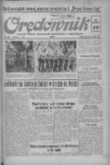 Orędownik: ilustrowany dziennik narodowy i katolicki 1938.06.10 R.68 Nr132