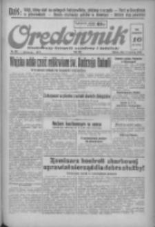 Orędownik: ilustrowany dziennik narodowy i katolicki 1938.06.11 R.68 Nr133