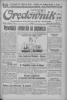 Orędownik: ilustrowany dziennik narodowy i katolicki 1938.06.12 R.68 Nr134