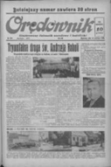 Orędownik: ilustrowany dziennik narodowy i katolicki 1938.06.19 R.68 Nr139