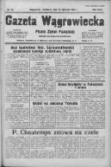 Gazeta Wągrowiecka: pismo ziemi pałuckiej 1938.01.23 R.18 Nr18