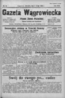 Gazeta Wągrowiecka: pismo ziemi pałuckiej 1938.02.06 R.18 Nr29