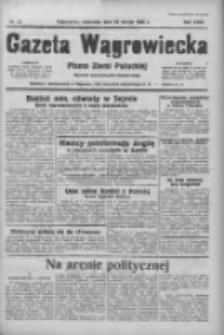 Gazeta Wągrowiecka: pismo ziemi pałuckiej 1938.02.20 R.18 Nr41