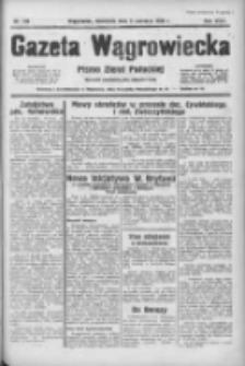 Gazeta Wągrowiecka: pismo ziemi pałuckiej 1938.06.05 R.18 Nr128