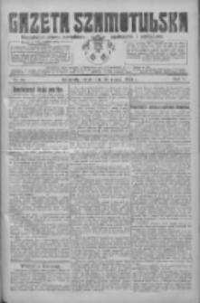 Gazeta Szamotulska: niezależne pismo narodowe, społeczne i polityczne 1926.03.13 R.5 Nr30