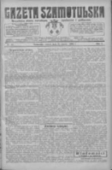 Gazeta Szamotulska: niezależne pismo narodowe, społeczne i polityczne 1926.03.15 R.5 Nr31