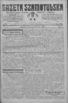 Gazeta Szamotulska: niezależne pismo narodowe, społeczne i polityczne 1926.03.20 R.5 Nr33