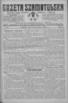 Gazeta Szamotulska: niezależne pismo narodowe, społeczne i polityczne 1926.03.25 R.5 Nr35