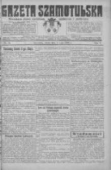 Gazeta Szamotulska: niezależne pismo narodowe, społeczne i polityczne 1926.05.01 R.5 Nr50