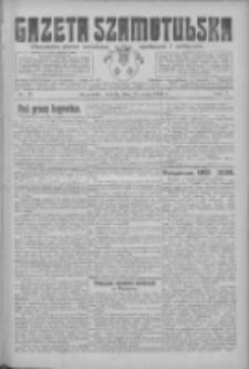 Gazeta Szamotulska: niezależne pismo narodowe, społeczne i polityczne 1926.05.18 R.5 Nr56