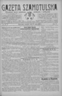 Gazeta Szamotulska: niezależne pismo narodowe, społeczne i polityczne 1926.05.27 R.5 Nr59
