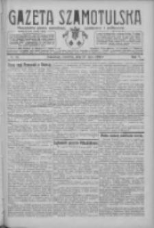 Gazeta Szamotulska: niezależne pismo narodowe, społeczne i polityczne 1926.07.29 R.5 Nr86