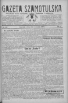 Gazeta Szamotulska: niezależne pismo narodowe, społeczne i polityczne 1926.09.04 R.5 Nr102
