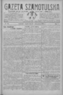 Gazeta Szamotulska: niezależne pismo narodowe, społeczne i polityczne 1926.10.12 R.5 Nr118