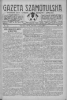 Gazeta Szamotulska: niezależne pismo narodowe, społeczne i polityczne 1926.11.23 R.5 Nr135