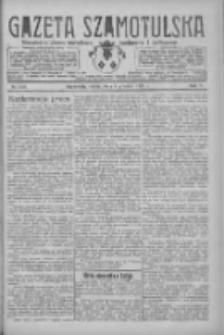 Gazeta Szamotulska: niezależne pismo narodowe, społeczne i polityczne 1926.12.04 R.5 Nr140