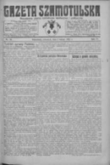 Gazeta Szamotulska: niezależne pismo narodowe, społeczne i polityczne 1925.02.05 R.4 Nr16