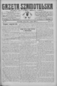 Gazeta Szamotulska: niezależne pismo narodowe, społeczne i polityczne 1925.03.07 R.4 Nr29