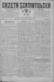 Gazeta Szamotulska: niezależne pismo narodowe, społeczne i polityczne 1925.04.02 R.4 Nr40