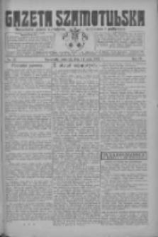 Gazeta Szamotulska: niezależne pismo narodowe, społeczne i polityczne 1925.05.14 R.4 Nr57