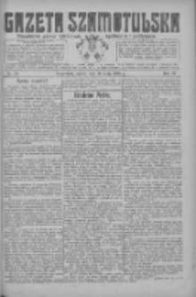 Gazeta Szamotulska: niezależne pismo narodowe, społeczne i polityczne 1925.05.16 R.4 Nr58