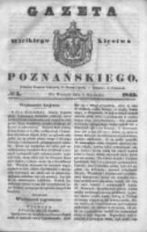Gazeta Wielkiego Xięstwa Poznańskiego 1845.01.07 Nr5