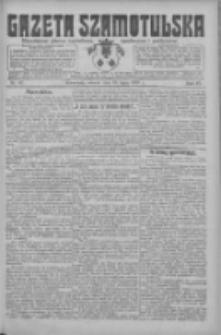 Gazeta Szamotulska: niezależne pismo narodowe, społeczne i polityczne 1925.07.28 R.4 Nr87