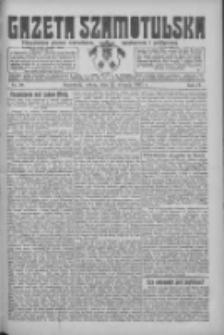 Gazeta Szamotulska: niezależne pismo narodowe, społeczne i polityczne 1925.08.22 R.4 Nr98