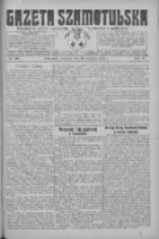Gazeta Szamotulska: niezależne pismo narodowe, społeczne i polityczne 1925.09.10 R.4 Nr106
