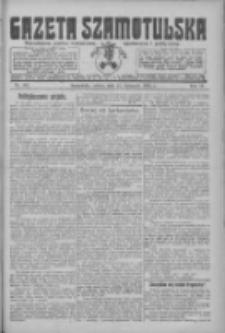 Gazeta Szamotulska: niezależne pismo narodowe, społeczne i polityczne 1925.11.21 R.4 Nr137