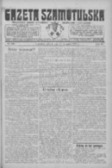 Gazeta Szamotulska: niezależne pismo narodowe, społeczne i polityczne 1925.11.24 R.4 Nr138