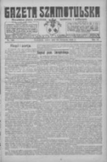 Gazeta Szamotulska: niezależne pismo narodowe, społeczne i polityczne 1925.11.28 R.4 Nr140